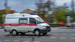 «Бабулечка неумирай!»— Накамеру попала реакция водителя автобуса, сбившего пенсионерку