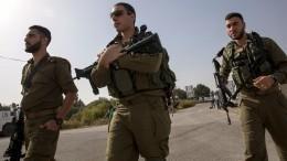 Израиль атаковал укрепления сирийской армии награнице— видео