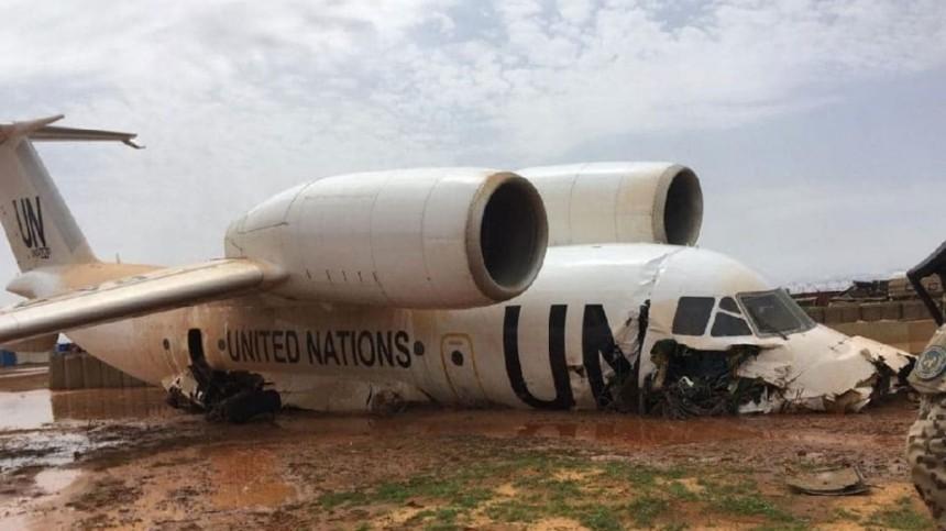 Героическая посадка: российский пилот сажал вМали обесточенный самолет