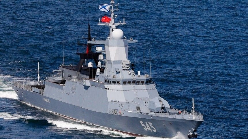 «Океанский щит— 2020»: моряки Балтфлота отбили атаки «террористов»
