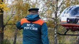 Три человека пропали после ЧПнареке вТыве