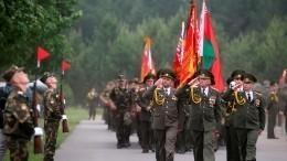 ВБелоруссии объявили оначале плановых военных сборов