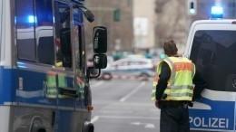 Полиция Берлина раскрыла детали нападения набанк
