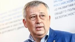 Дрозденко стал официальным кандидатом напост губернатора Ленобласти