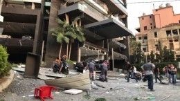 Глава сил общей безопасности Ливана сообщил предварительную причину взрыва вБейруте