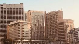 Причиной взрыва вБейруте мог стать хранившийся наскладе нитрат натрия