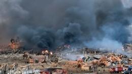 Посол РФвЛиване рассказал осостоянии пострадавшей при взрыве россиянки