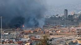 «Говорят, был ураниум вовзрыве»: местные жители оЧПвБейруте