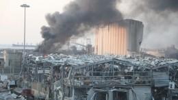 Ответственность завзрыв вБейруте взяли насебя террористы ИГ*