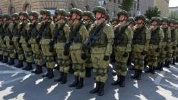 Двадцать человек пострадали вовремя учений Минобороны РФ