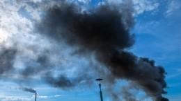 ВНовосибирске вновь загорелся крупнейший вобласти полигон бытовых отходов