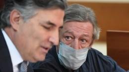 Адвокат Пашаев: Ефремов ничего непомнит о«пьяном» ДТП