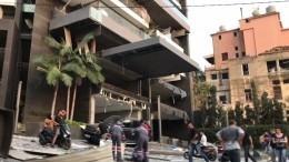 Число погибших вБейруте достигло 113 человек