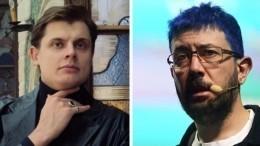 Лебедев обозвал Понасенкова «колхозником», авответ стал «туалетным ершиком»