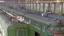Хлопок произошел ввагоно-ремонтном депо вИваново— видео