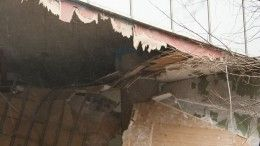Потолок рухнул наспящих жителей дома вНижегородской области