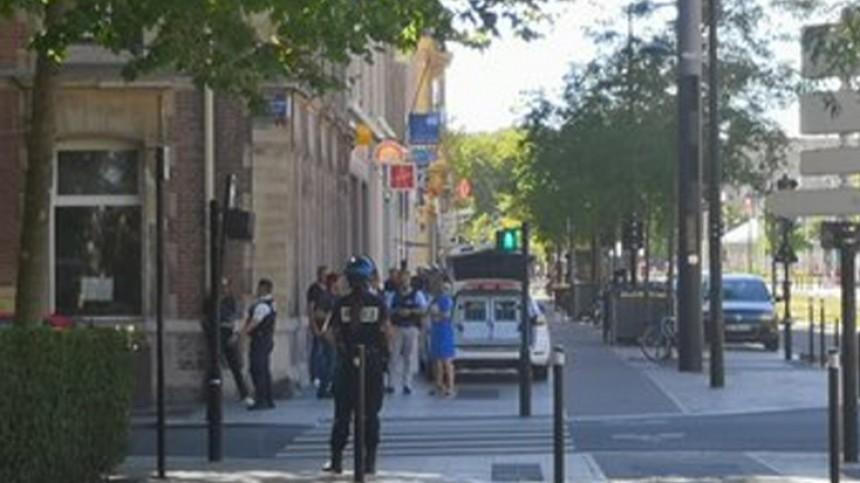 Несколько заложников освобождены вофранцузском Гавре— видео