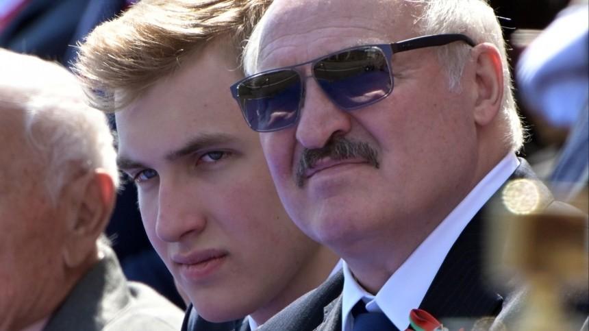 «Янехочу»: Лукашенко рассказал, ополитическом будущем сына Коли