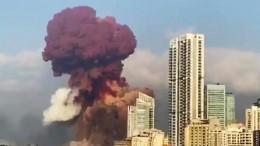 Поделу овзрыве задержали 16 сотрудников порта Бейрута
