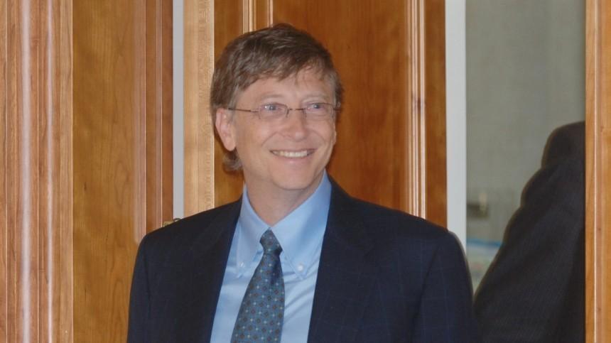 Билл Гейтс уверен, что экологический кризис будет страшнее коронавируса