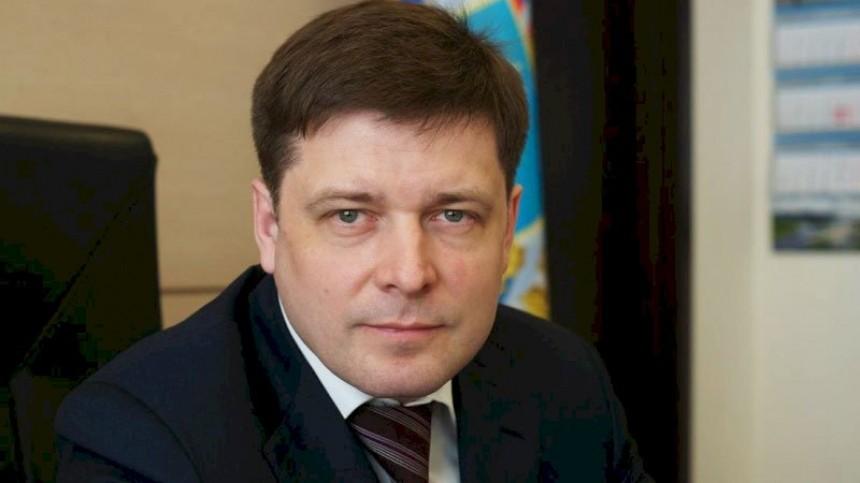 Видео: экс-проректора МГУ Алексея Гришина арестовали надва месяца
