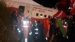 Спасательная операция наместе крушения самолета вИндии завершена