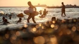 Синоптики подсказали, где сейчас лучше всего купаться наЧерном море
