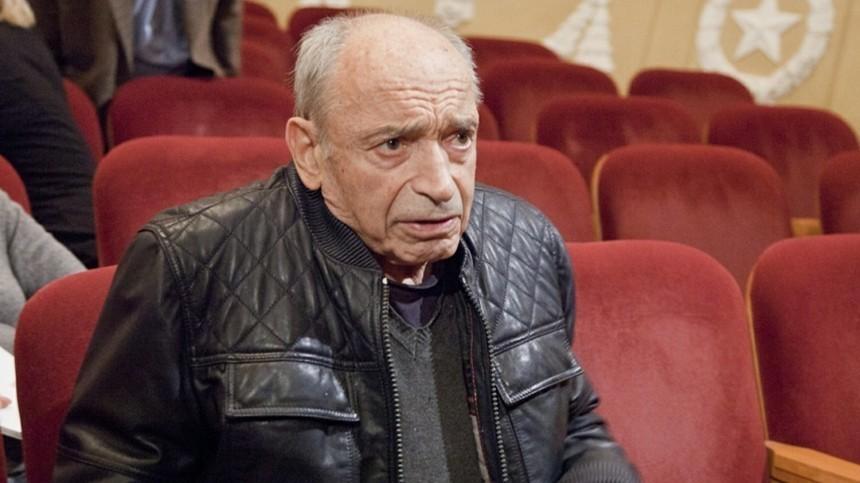 Никас Сафронов рассказал оздоровье Валентина Гафта после инсульта
