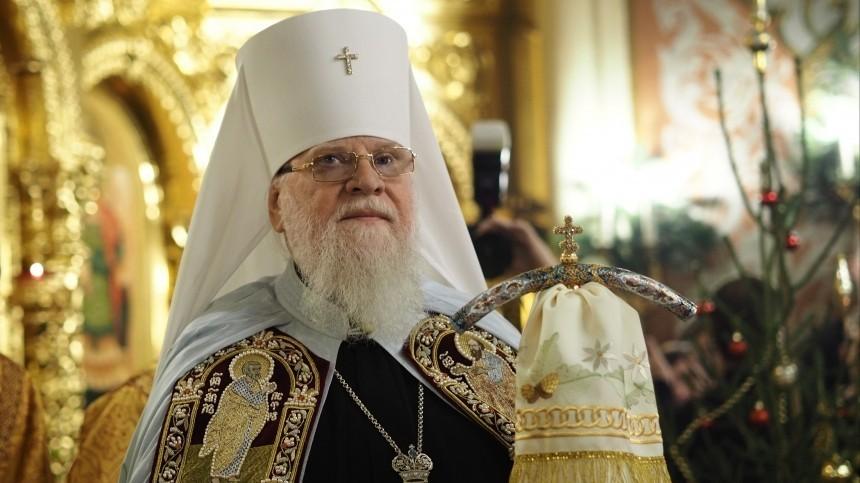 Митрополит Кубани Исидор скончался отосложнений, вызванных коронавирусом