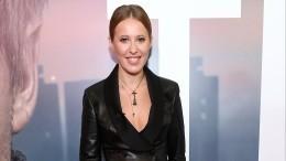 Подписчиков Собчак встревожили странные пятна наеекоже— фото