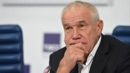 Стали известны ближайшие планы покинувшего «Современник» Гармаша