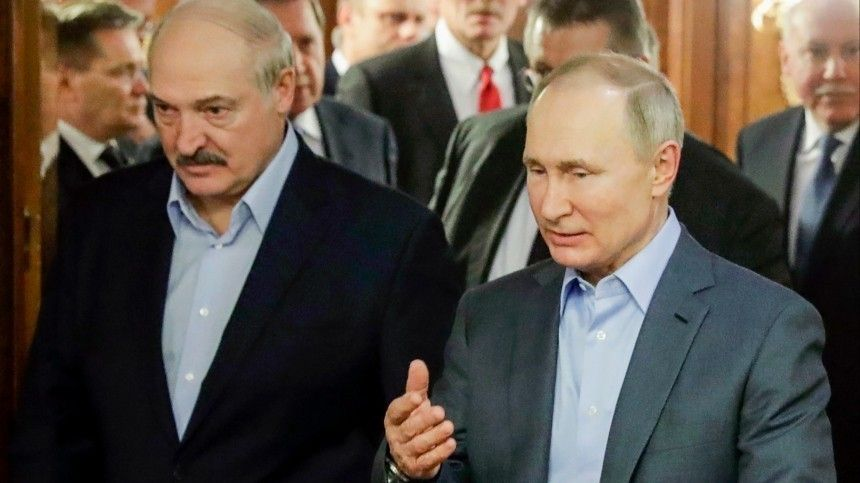 Лукашенко заявил, что договорился сПутиным позадержанным россиянам