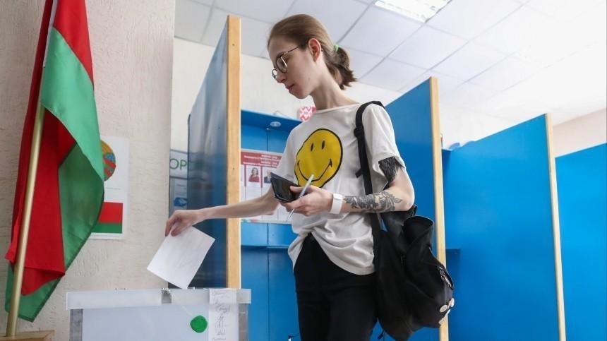 Явка напрезидентских выборах вБелоруссии превысила73%