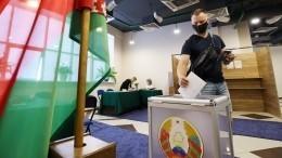 Проголосовать навыборах президента Белоруссии успели невсе— видео