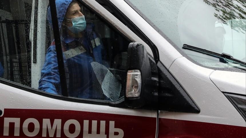 Девочка погибла при обрушении стены под Костромой
