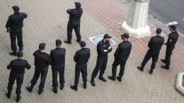 Очевидец: Автозак сбил человека напротестах после выборов вМинске