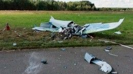 Эксперт прокомментировал крушение легкомоторного самолета под Калугой