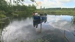 Видео: Паровой катер спустили наводу вЛенобласти