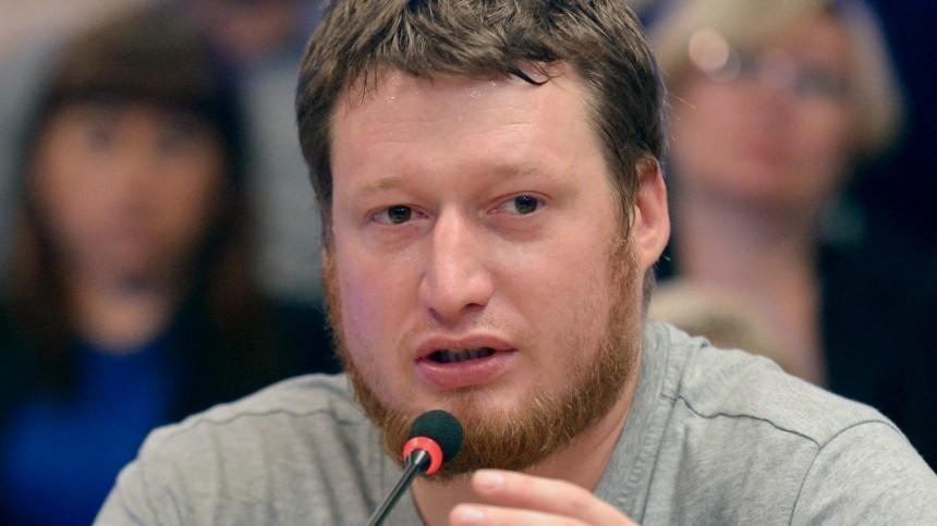 Задержанного вБелоруссии журналиста Семена Пегова освободили