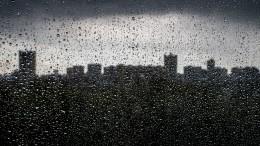 Эпичные видео: Москву затопили сильнейшие ливни
