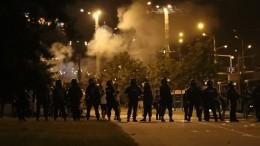 Стало известно опервом погибшем врезультате протестов вМинске