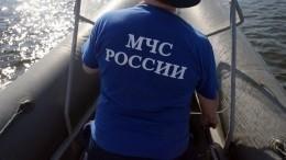 Рыбаки спасли пилота гидроплана, рухнувшего под Архангельском— видео
