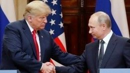 «Яопределенно пригласилбы его»: Трамп хочет видеть Путина насаммите G7