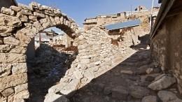 Видео: Каменная лавина обрушилась нагорные села Дагестана