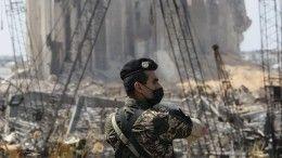 Пострадавшему отвзрыва Бейруту грозит экологическая катастрофа