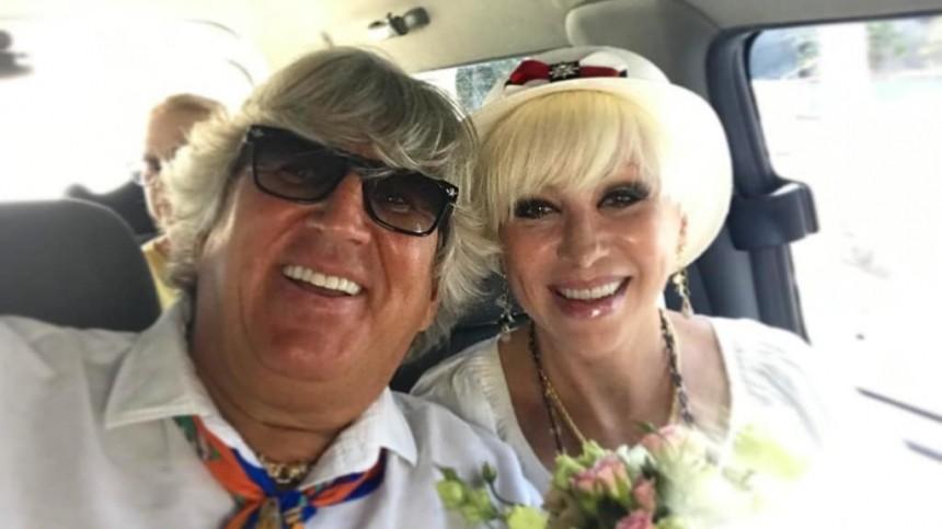 Муж Легкоступовой сбежал после госпитализации знаменитой супруги