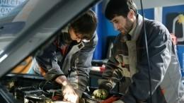 Россиянам разрешат использовать старые детали при ремонте авто