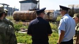 «Сибирский Чернобыль»: Военные начали экологическую операцию вИркутской области