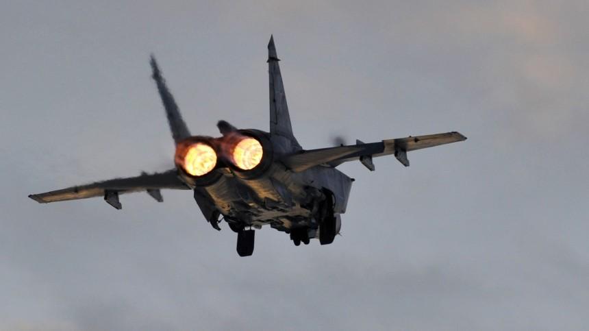ВПерми ожидают аварийную посадку МиГ-31 соторванным колесом
