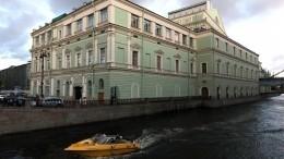 «Тянуть сэтим нельзя!»— Гергиев боится обрушения Мариинского театра
